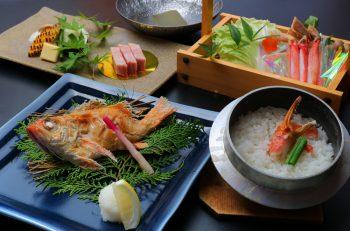 【旬の味覚を、秋の温泉宿で】新潟の3大味覚を堪能しよう