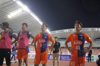 FOOTBALL JUNKIE【新潟よ、どこへ行く】