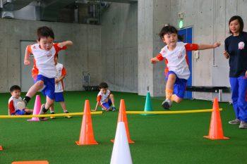 【ママパパ注目ネタ】スポーツ万能な子を育成 読者限定の特典あり!