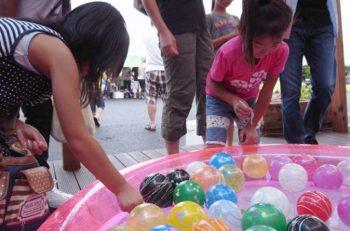 家族で楽しめるおまつりが新潟市西区亀貝で開催されます。ステージショー、フリマ、抽選会など。。イベント満載です!
