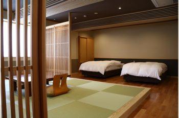 60年続く温泉宿の別館に、モダンな和洋室が登場!|妙高市・赤倉温泉