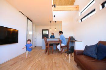 【ママパパ注目ネタ】新潟の子育て家族のお宅を訪問!子どもと楽しく暮らす家作りのヒント教えます。