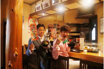 南魚沼市長と南魚沼産コシヒカリご飯を大盛りで食べまくり! 本気丼、いっすねー!
