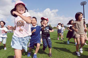 【新発田市】五十公野公園で汗を流そう! こどもも大人も気軽に参加OKなスポーツイベント