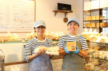 自慢のコッペパンと食パンで見附の商店街を賑わす