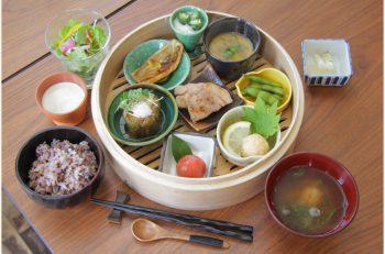 35品目以上の食材が味わえる。栄養バランスを考え抜いたランチ御膳 |新潟市清五郎