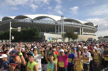 新潟シティマラソン開催。12,000人のランナーへ沿道から声援を送ろう。当日の交通規制情報も!