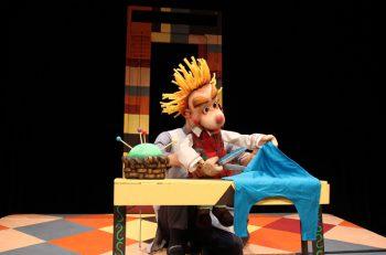全国で活躍する「人形劇団プーク」が新潟市秋葉区文化会館にやってくる! 心温まる2作品を上演します