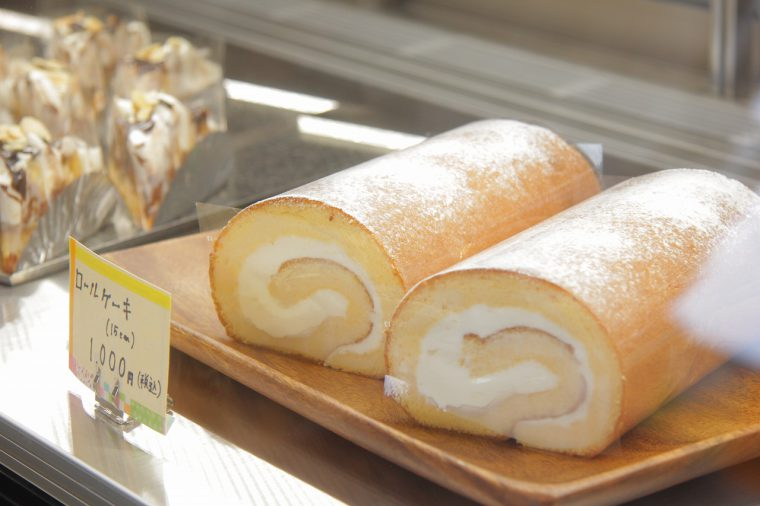 『ロールケーキ(15㎝)』1,000円