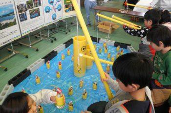 ガス管釣りゲーム、ラジオDJ体験、料理体験、子どもたちが楽しめるイベントが盛りだくさん! 「ガス展」も同時開催