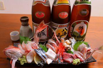 鮮度&盛りよし!寺泊で海の幸と日本酒を一緒に堪能できるお店|長岡市寺泊【部長クチコミ】