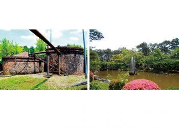 新津油田金津鉱場跡と白山公園が国史跡と国名勝に指定! 記念イベントを開催