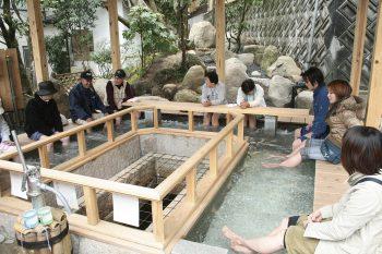 日本有数のラジウム温泉・五頭温泉郷で健康と温泉について考えよう