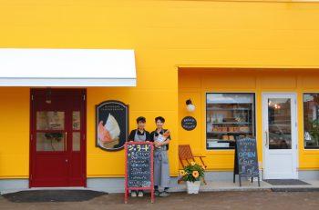 パンとジェラートのお店を併設して新展開! |新潟市江南区