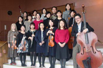 新潟アルス・ノーヴァがクラシックの名曲の数々を演奏。ピアニスト森本麻衣とのアンサンブルも