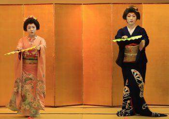 【新潟市】古町芸妓の華やかな舞を鑑賞しながら老舗料亭の味を楽しむ