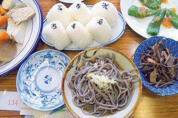 【佐度市】大崎そばと郷土料理を味わおう
