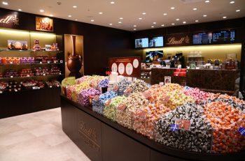 【新潟初出店】スイス発のチョコ。リンツショコラカフェに行ってきたよ!