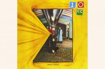 【第16回】『シート・ミュージック』10CC