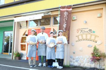 豊富な品揃えとかわいい空間が魅力。今春燕市吉田にオープンしたパン屋さん