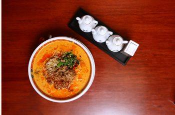 【今月の麺】コク深く濃厚! かなみ屋でしか味わえない担々麺
