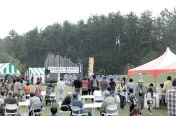 紫雲寺の秋の味覚と多彩なイベント満載! トチオンガーもやってくる!