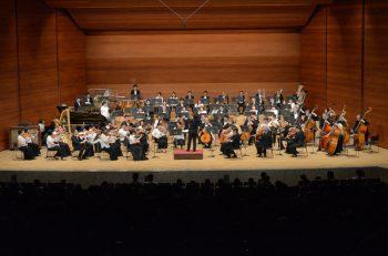 新潟市のアマチュアオーケストラ「新潟交響楽団」による定期演奏会を開催