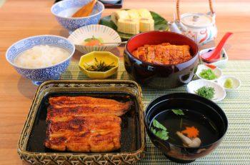 県央地域では珍しいウナギ料理の専門店が三条市にオープン