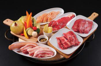 【肉焼ラウンジ hana】昼はハワイアンランチ、夜は肉焼が楽しめるダイニング |長岡市