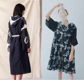 新潟出身在住デザイナーが手掛ける「TULIP EN MENSEN」の2019春夏コレクション展示会を開催