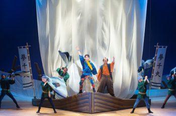 「日本遺産」認定の北前船の物語がミュージカルに!