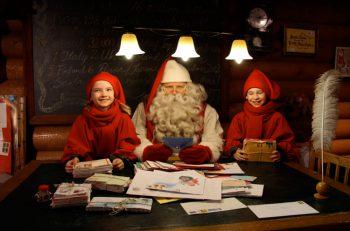 フィンランドからサンタクロースがやってくる! 植物園でハッピークリスマス♪