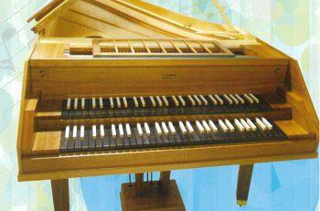 珍しい楽器「モダンチェンバロ」の素敵な音色を聞ける貴重な機会です!|新潟市音楽文化会館