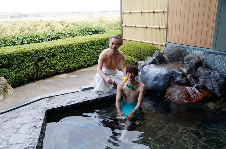 【詳しい記事はコチラから】ごまどう湯っ多里館、いっすねー!