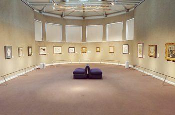 【南魚沼市】藤田嗣治の作品を中心に彼と同時期に活躍した画家たちの作品を展示