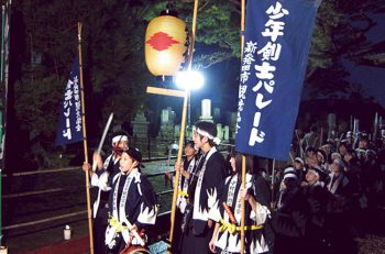 【新発田市】赤穂四十七士・堀部安兵衛武庸を偲ぶイベント