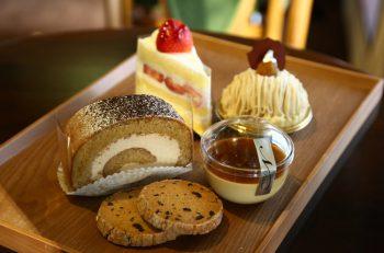 名店のコーヒーを使ったスイーツが名物。上大川前通の新しい洋菓子店 新潟市中央区