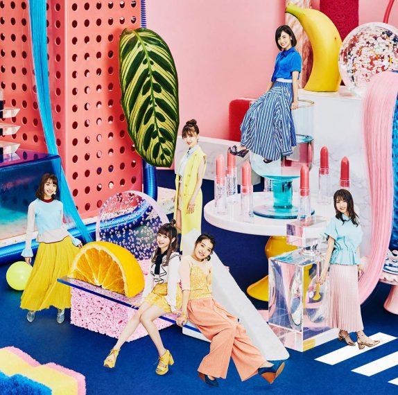 DISC 『Hey, Girls!』通常盤 2,778円/EPICレコードジャパン
