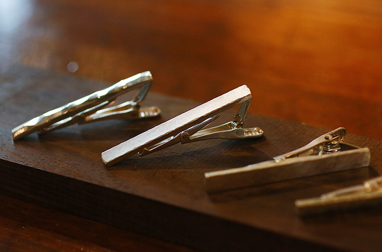 Artisan Works Silver製タイピン 各15,120円