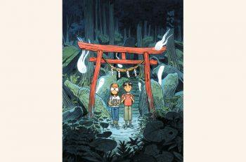 新潟を舞台にした漫画『鬼火』の原画など約100点の作品を展示