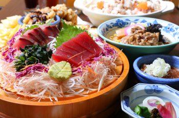 酒・肴・飯が揃う新潟市東区の大衆居酒屋。お酒は205円から!