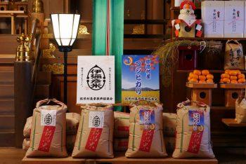 【弥彦村】「伊彌彦米」を皇室新嘗祭に献上しました!