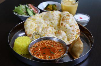 胎内市のインド&ネパール料理の専門店で本格カレーを味わおう