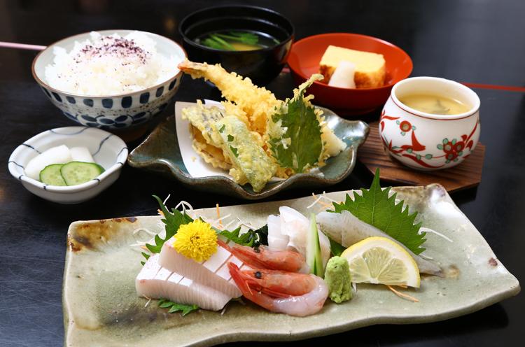 ホッとする味の和食店。割烹の味をお気軽に |新潟市東区河渡