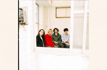 初の海外盤をリリースしたシャムキャッツ。新潟公演は4月6日