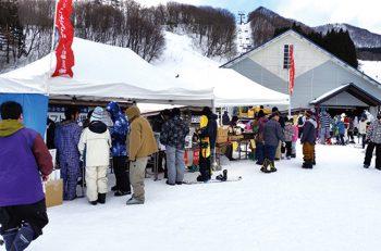 【関川村】わかぶな高原スキー場で毎年開催の人気イベント
