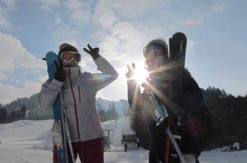 【三川・温泉スキー場】 女性や中学生以下がリフト無料の火曜と土曜がお得!