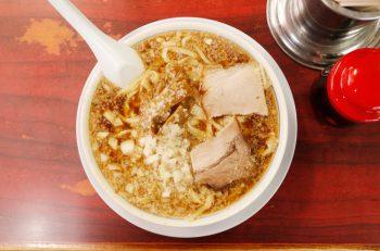 【今月の麺・杭州飯店】勲章を授与された(!) 燕市ソウルフードの定番店
