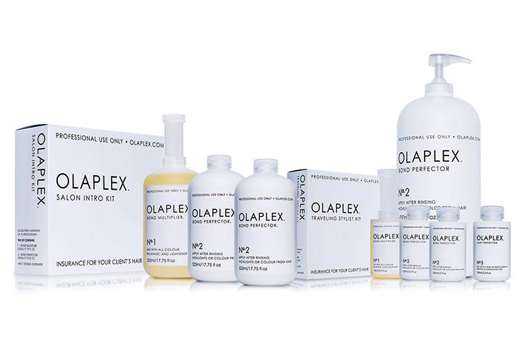 髪内部の結合を強化したケア剤「OLAPLEX」