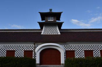 耐震改修工事を終えた旧新潟税関庁舎が再公開